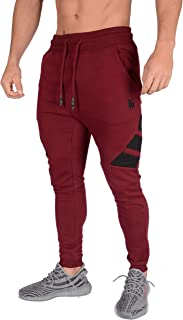 YoungLA Mens Joggers Soccer Training Pants Sweatpants Gym Sweats 221