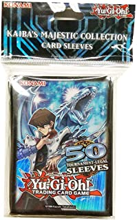 Yu-Gi-Oh! Card Sleeves Seto Kaiba (50) Konami Custodie Carte Japanese Size