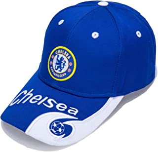 CaiLLYOJHO Chelsea Blue F.C. Embroidered Outdooors Adjustable Men's Baseball Cap