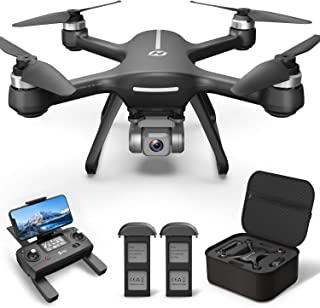 Holy Stone HS700E 4K UHD Drone with EIS Anti Shake 130°FOV Camera for Adults, GPS Quadcopter with...