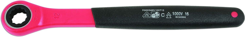 Laser 6882 Ratchet List price Challenge the lowest price of Japan ☆ Ring Spanner 12mm VDE