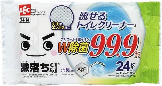 レック 激落ちくん 流せる 除菌99.9% トイレクリーナー