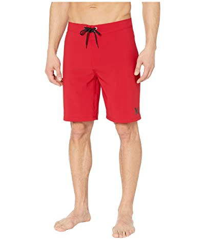 Hurley 20 Phantom One Only Boardshorts (Gym Red) Men