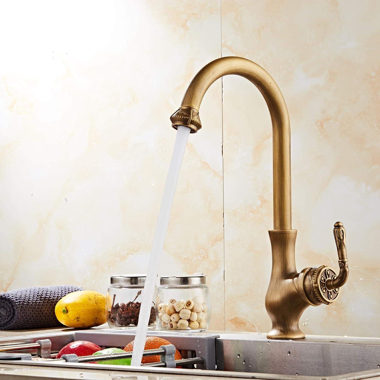 Taps Faucet Faucet All-Copper European-Style Dish Can Be redated Faucet All Copper Basin Can Be redated Faucet