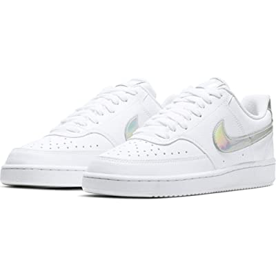 Nike Court Vision Low (White/Multicolor/Black) Women