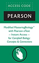 Modified MasteringBiology® with Pearson eText -- Instant Access -- for Campbell Biology: Concepts & Connections
