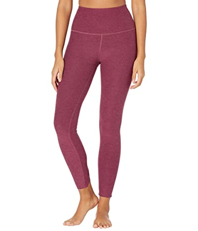 Beyond Yoga Totally Woven High-Waisted Midi Leggings Women