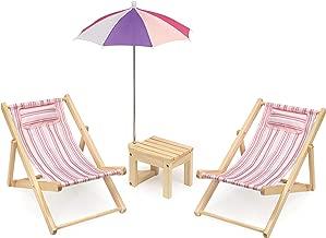 Best doll beach chair Reviews