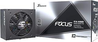 Seasonic FOCUS PX 650 Vollmodulares PC Netzteil 80PLUS Platinum 650 Watt