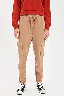 DeFacto Rahat Kalıp Örme Pantolon Kadın Pantolon