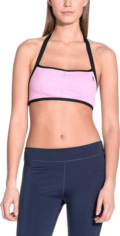 New Free Shipping Zumba Fashion Fitness Women's Haley's Corset Bra Halter