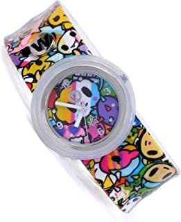 Tokidoki Neon Star - Slap Watch