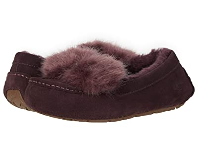 UGG Ansley Puff Bow (Lodge) Women