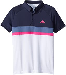Tennis Club Color Block Polo (Little Kids/Big Kids)