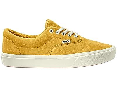 Vans ComfyCush Era ((Freshman) Honey Gold/Marshmallow) Athletic Shoes
