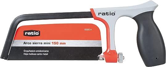 jiamins sierra de mano sierra para metales ajustable sierra con marco de aleaci/ón de aluminio