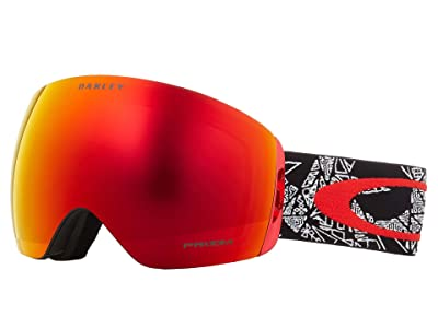 Oakley Flight Deck (Craneos Muertos w/ Prizm Torch Iridium) Snow Goggles