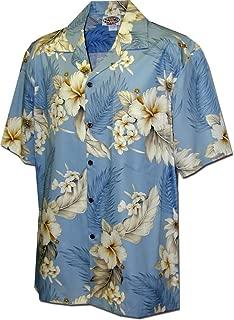 Plumeria Hibiscus-Hawaiian Shirts