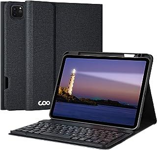 COO Funda con Teclado iPad Pro 11 2020/2018, Funda iPad 11