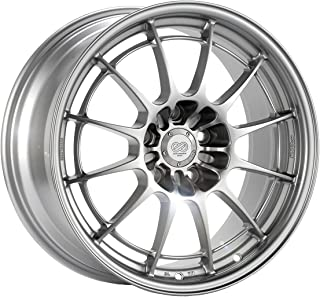 17x7.5 Enkei NT03+M (F1 Silver) Wheels/Rims 4x100 (3657754945SP)
