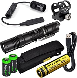 nitecore mh12 tactical ring