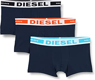 Diesel Men's UMBX-korythreepack Boxer-Shorts Briefs