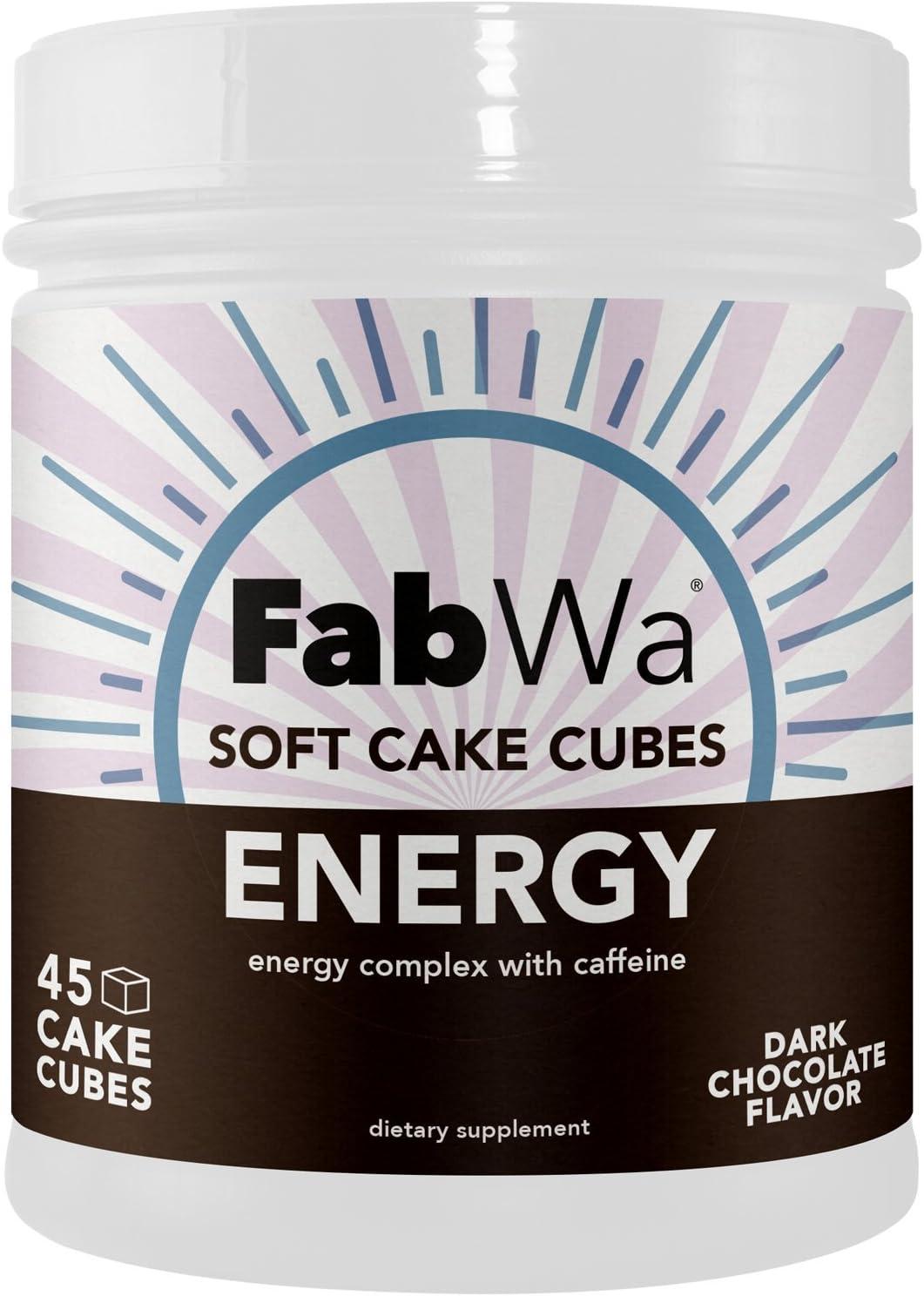 Fabwa Soft Cake Energy Washington Mall Chews Chocolate 45 Dark Count Philadelphia Mall