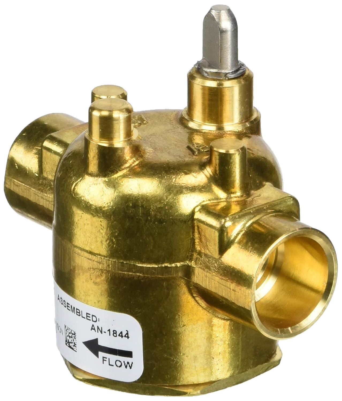 Johnson Controls JS2211 Series J Model JS2211 Electric Zone Valv