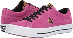 Active Fuchsia/White/Black