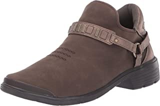 Bzees Women's Barista Ankle Boot, Chocolate, 6 M M US