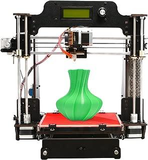 Geeetech 3D Printer,Wooden Prusa I3 Pro W Desktop 3D Printer DIY Kit with WiFi Cloud,200x200x180mm(7.9''7.9''7.1'')Printing Size,Support 3D WiFi Module, EasyPrint 3D App.