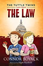 The Tuttle Twins Learn About the Law