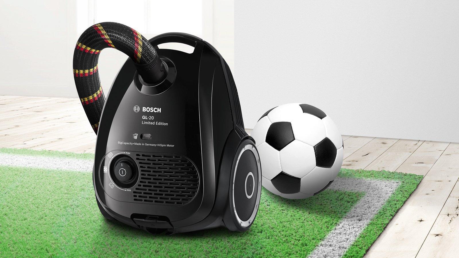 Bosch GL-20 BGN2CHAMP 2400 W - Aspiradora (2400 W, 28 kWh, 50 Hz ...