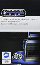 Online ASE Technician Test Preparation - Electrical and Electronic Systems (T6) Printed Access Card