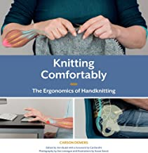 knitting comfortably ergonomics