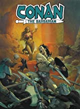 Best conan the barbarian comics Reviews