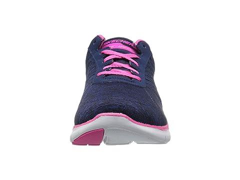 Pink Appeal Navy SKECHERS 2 0 Flex W1nvZxR