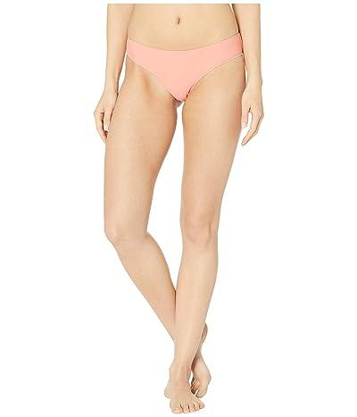 Rip Curl Classic Surf Hipster Bikini Bottom (Rose Gold) Women