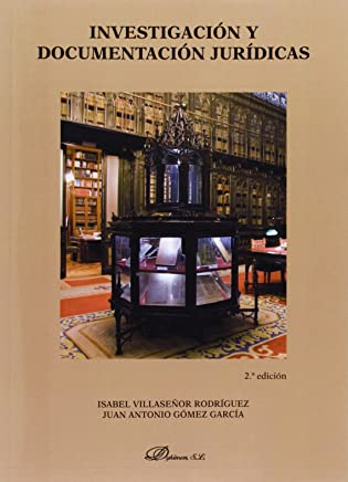 Investigación y documentación jurídica (2ª ed.)