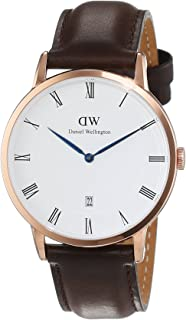 [ダニエルウェリントン]DANIEL WELLINGTON 腕時計 メンズ/レディース ダッパー DAPPER ブリストル/ローズ 38mm 1103DW(DW00100086) [正規輸入品]