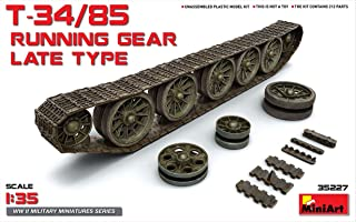 MiniArt T-34/85 Running Gear, Late Type 1/35 35227