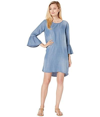 Stetson Tencel Dress (Blue) Women
