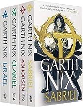 Garth Nix Old Kingdom Series 4 Books Collection Set (Sabriel, Lirael, Abhorsen, Clariel)