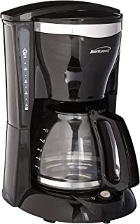 Brentwood TS-217 Coffee Maker, 12-Cup, Black