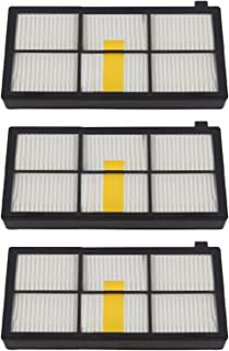 Spares2go filtro HEPA para iRobot Roomba 800 900 Serie Aspiradora (Pack de 3): Amazon.es: Hogar
