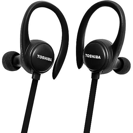 TOSHIBA RZE-BT313E Wireless Bluetooth in Ear Earphone with Mic (Black)