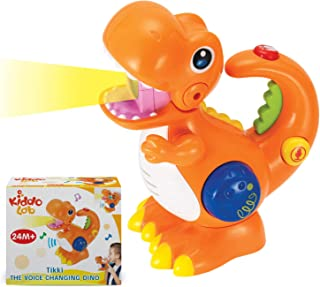 Walking /& Fun Action YoSpot Talking Dinosaur Toy with Lights and Sounds for Kids Activity Learning Teaching