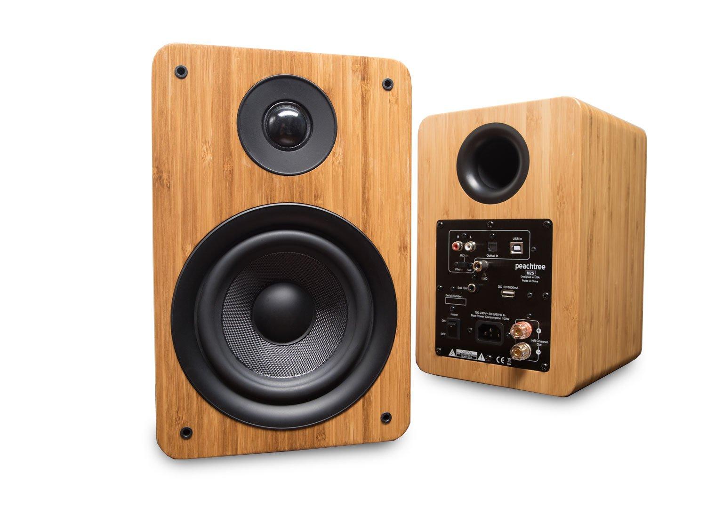 Peachtree Audio Powered Speakers Pair