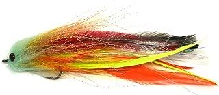 "BlitzBite 6"" Trout Salmon Steelhead Pike Fly Fishing Streamer Flies New"