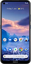 Nokia 5.4   Android 10   Unlocked Smartphone   2-Day Battery   Dual SIM   US Version   4/128GB   6.39-Inch Screen   48MP Q...